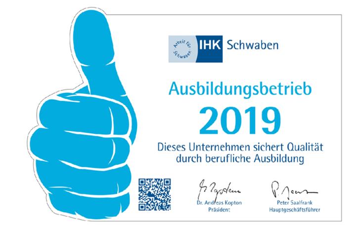 Ausbildungsbetrieb 2019 - IHK Schwaben-001.pnghp